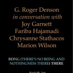 Conversation with Marion Wilson