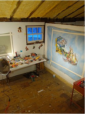 erin treacy residency studio wassaic